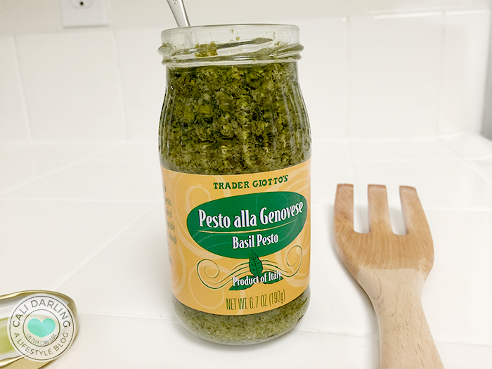 Quick & Easy Delicious Pesto Pasta
