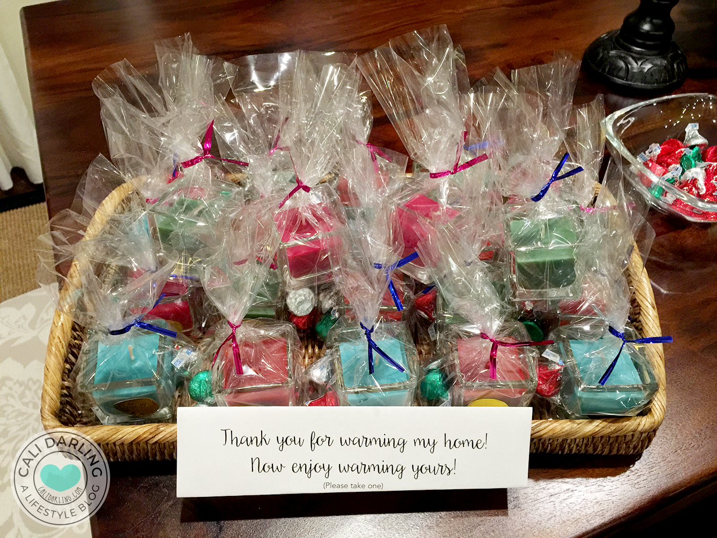 Housewarming Party Favors
