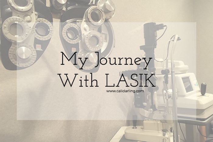 My Journey With Lasik